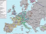 Train Map Eastern Europe Map Of Europe Europe Map Huge Repository Of European