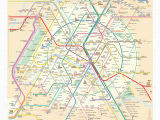 Train Map Paris France How to Use Paris Metro Step by Step Guide to Not Get Lost