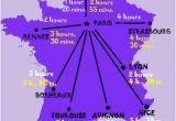 Train Route Map France France Maps for Rail Paris attractions and Distance
