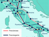 Train Stations In Italy Map Map Of Florence Train Station Italy Download them and Print
