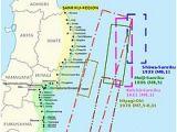 Tsunami Map oregon Ta Hoku Erdbeben 2011 Wikipedia