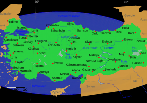 Turkey On A Map Of Europe atlas Of Turkey Wikimedia Commons