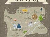 U Of Minnesota Map Stp In 2019 Minnesota Minneapolis St Paul Minnesota Home Twin