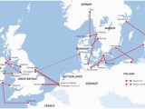 Uk to Ireland Ferry Routes Map About Stena Line