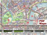 Underground Map Of London England London Pdf Maps with attractions Tube Stations
