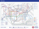 Underground Map Of London England Tube Map that Shows London Underground Trains Moving In Real Time