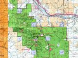 Unit 61 Colorado Map Us forest Service Maps Inspirational Idaho forest Map Bnhspine