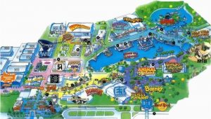 Universal Studios California Park Map Universal Studios California Map Best Of Park Maps Map Universal