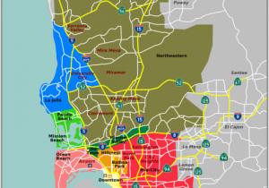 University Of California San Diego Map San Diego Wikitravel
