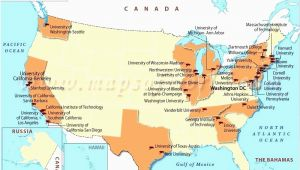 University Of California San Diego Map where is California On the Map Maps Map Od United States World