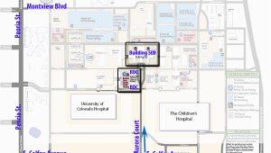 University Of Colorado Anschutz Medical Campus Map Barbaradaviscenter org