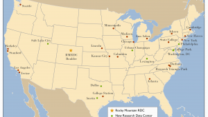 University Of Colorado Boulder Map Rocky Mountain Research Data Center Institute Of Behavioral Science