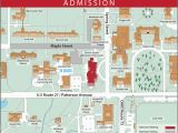 University Of Michigan Central Campus Map Oxford Campus Maps Miami University