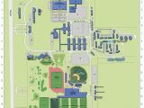 University Of Michigan Central Campus Map the University Of Memphis Main Campus Map Campus Maps the