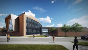 University Of Michigan Dearborn Map Construction