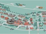 University Of New England Campus Map Alfred University Campus Map Stuff You Should Know Alfred