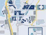 University Of New England Campus Map Campus Map Wayfinding Map Campus Map Map Signage Urban Design