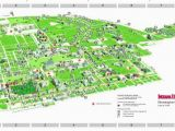 University Of Tennessee Campus Map Indiana University Bloomington Campus Map