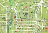 University Of Tennessee Knoxville Map Maps City Of Knoxville