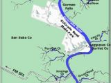 Upper Colorado River Map Texas Colorado River Map Business Ideas 2013