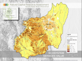 Us forest Service Maps Colorado south Platte Natural Capital Project Urban Waters Federal