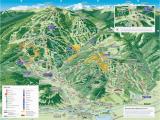 Vail Colorado Trail Map Trail Maps Arrowhead at Vail