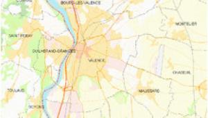 Valence France Map Valence City Wikipedia