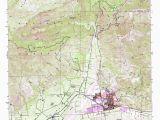 Van Ives California Map Simi Valley Map Inspirational Map California Map Paradise California