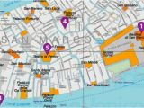 Venice Italy tourist Map Home Page where Venice