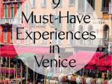 Venice Italy World Map 9 Must Have Experiences In Venice Italy Earth Trekkers