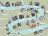 Venice Map Europe Venice Grand Canal Map Rabbit Guides An Alternative Look