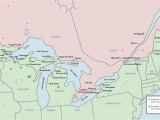 Vermont Canada Border Map Map Eastern Canada Us Border Download them and Print