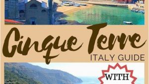 Vernazza Italy Map 17 Essential Tips to Visit the Cinque Terre towns In One Day Los