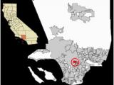 Vernon California Map Vernon California Wikipedia