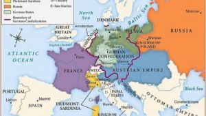 Vienna On Map Of Europe Betweenthewoodsandthewater Map Of Europe after the Congress