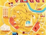 Vienna On Map Of Europe Patrick O Leary Vienna Austria Vienna Vienna Map