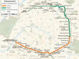 Vincennes France Map A Le De France Tramway Lines 3a and 3b Wikipedia