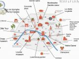 Vincennes France Map Paris top tourist attractions Map Interesting Sites In A