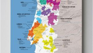 Vineyards In England Map Portugal Wine Map Wine Maps Wine Folly Portugal