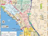 Walking Map Of Downtown Portland oregon Map Of Downtown Seattle Interactive and Printable Maps wheretraveler