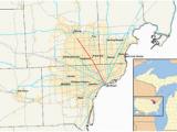 Wayland Michigan Map M 1 Michigan Highway Revolvy