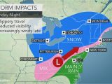 Weather Map Cleveland Ohio Christmas Eve Day Winter Storm to Snarl Traffic In Midwestern and