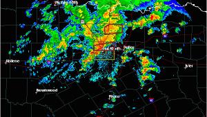 Weather Map Dallas Texas Interactive Hail Maps Hail Map for Dallas Tx
