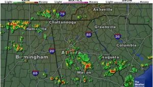 Weather Map for atlanta Georgia atlanta Weather Latest News Images and Photos Crypticimages