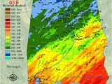 Weather Map Of Alabama 2013 Central Alabama Year In Review