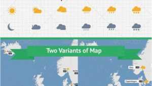 Weather Map Of Europe Europe Weather Map Includes A High Quality Map Of Europe