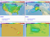 Weather Map southern California Weather Prediction Center Wpc Home Page