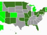 Weed Map Colorado State Marijuana Laws In 2018 Map