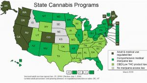 Weed Maps Colorado Springs Recreational Weed States 2017 Map Unique States that Legalized Weed