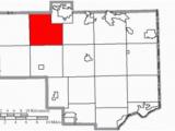 Wellsville Ohio Map butler township Columbiana County Ohio Wikivisually